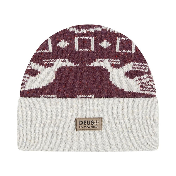 Deus Ex Machina Dude Beanie 毛線帽-男/女(麻花)