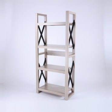 特力屋 哥本哈根造型書架 採E1板材