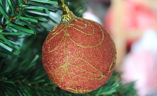 歐式精品掛件 泡沫手繪彩球 6個裝
