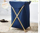 雙十一返場促銷臟衣籃臟衣籃可折疊有蓋洗衣籃大號臟衣簍收納籃臟衣服jy