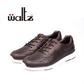 Waltz-經典運動板鞋522005-03(深咖)