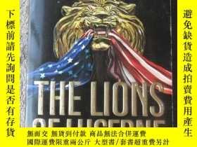 二手書博民逛書店The罕見Lions of LucerneY21478 Brad