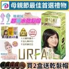 (2盒特價組) URFA優兒髮泡泡染髮劑 (5色混搭任選) 護髮染髮乳 護髮染