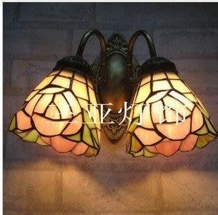 設計師美術精品館帝凡尼歐式壁燈床頭燈臥室地中海鏡前燈現代簡約田園燈飾墻壁燈