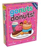 『高雄龐奇桌遊』 為滋瘋狂 Go Nuts for Donuts 繁體中文版  正版桌上遊戲專賣店