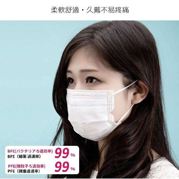 【2盒優惠】IRIS OHYAMA PN-60PM 口罩(60入) 防疫 防塵 口罩 原廠公司貨