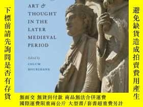 二手書博民逛書店Gothic罕見Art And Thought In The Later Medieval Period: Ess