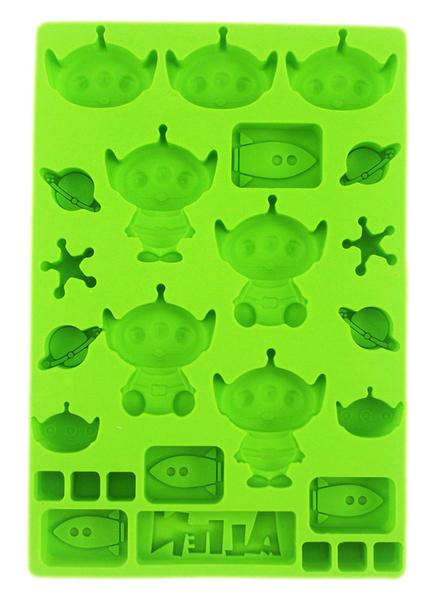 【卡漫城】 三眼怪 矽膠 製冰盒 ㊣版 Alien 港版 外星人 造型 Toys Story 模具 製冰器 模型 玩具總動員