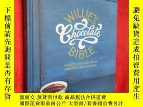 二手書博民逛書店Willie s罕見Chocolate Bible ( 16開,