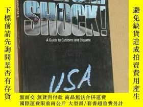 二手書博民逛書店Culture罕見Shock USA (A Guide to customs and Etiquette with