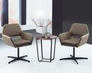 【南洋風傢俱】房間椅洽談椅系列-咖啡小茶几休閒桌椅組 CX693-1 CX607-1