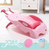 洗髮椅1-10歲兒童洗髮躺椅洗髮神器幼兒洗髮床寶寶洗髮椅洗髮椅折疊XW 快速出貨