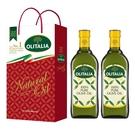【Olitalia奧利塔】純橄欖油2入禮...