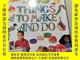 二手書博民逛書店365罕見THINGS to MAKE and DO 8開Y272995 出版1998