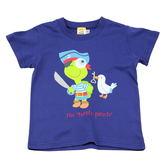 【愛的世界】純棉圓領海盜印圖短袖T恤/6~10歲-台灣製- ★春夏上著 夏殺2折起