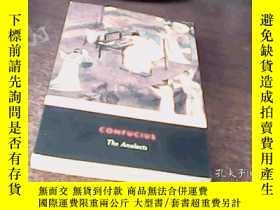 二手書博民逛書店The罕見Analects CONFUCIUS 孔子《論語》Y2