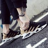 內增高鞋 透氣男士運動鞋6cm韓版休閒