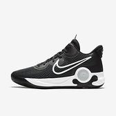 Nike Kd Trey 5 Ix Ep [CW3402-002] 男鞋 籃球鞋 運動 休閒 避震 包覆 柔軟 黑 白
