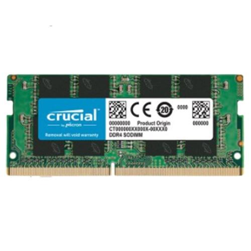 Micron 美光 Crucial 8G 8GB DDR4-2666 NB 記憶體(限9代以上intel CPU) CT8G4SFRA266