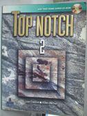 【書寶二手書T9/語言學習_ZDW】Top Notch 2 with Super CD-ROM_Joan M. Sasl