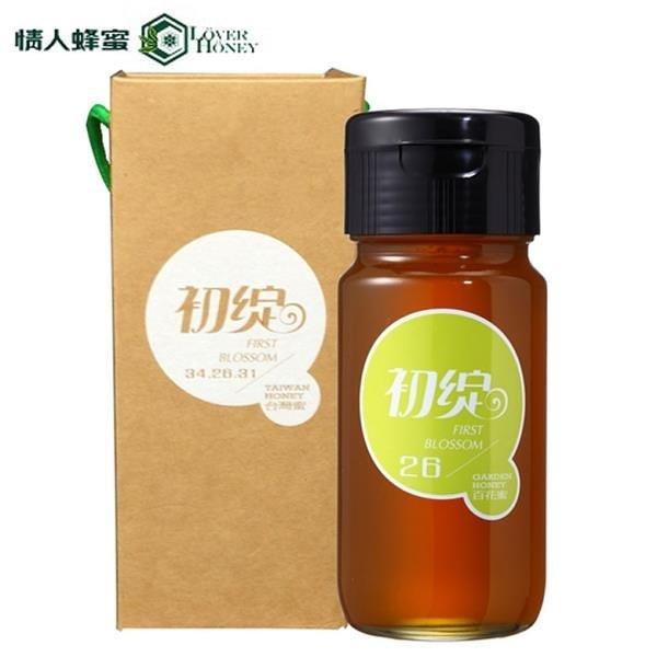 【南紡購物中心】【情人蜂蜜】台灣初綻百花蜂蜜700g(附提盒)