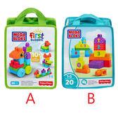 5-6月特價 Fisher-Price 費雪 MEGA BLOKS 美高趣味學習積木袋 TOYeGO 玩具e哥