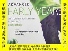 二手書博民逛書店Advanced罕見Early Years: For Found