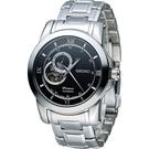 SEIKO Premier 精工 尊品鏤空開芯機械腕錶 4R39-00P0D SSA321J1