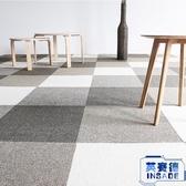 客廳組裝地毯臥室滿鋪房間地墊拼接方塊地毯【英賽德3C數碼館】