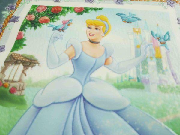 【震撼精品百貨】公主 系列Princess~造型雙面貼-灰姑娘
