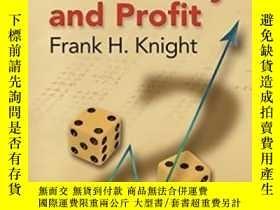 二手書博民逛書店Risk,罕見Uncertainty And ProfitY256260 Frank H. Knight Do
