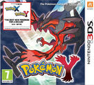 3DS Pokémon Y 神奇寶貝 Y(歐版代購)