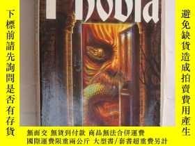 二手書博民逛書店Phobia罕見(恐懼)原版小說Y146810 GUY N. S