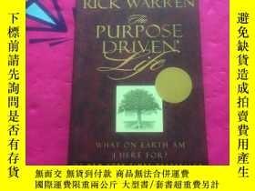 二手書博民逛書店the罕見purpose-driven life:what on earth am i here for?Y2