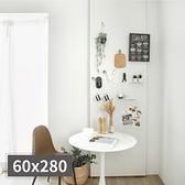 牆面收納 收納壁板 收納牆 牆面裝飾【G0082】inpegboard 頂天立地洞洞板60X280 韓國製 收納專科