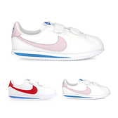 NIKE CORTEZ BASIC SL (PSV) 男女童復古休閒鞋 (免運 阿甘鞋≡排汗專家≡