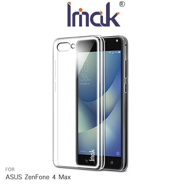 ☆愛思摩比☆Imak ASUS ZenFone 4 Max ZC554KL 羽翼II水晶保護殼 保護殼 透明殼