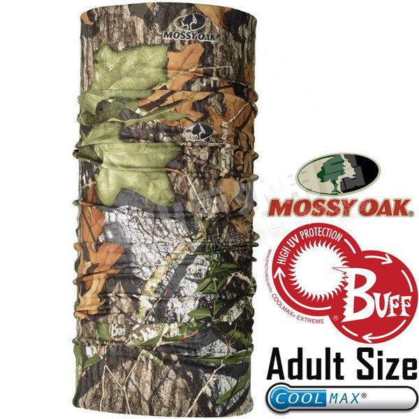BUFF 113594 Adult High UV Pro創意魔術頭巾 Mossy Oak授權系列 Coolmax防臭抗菌圍巾 東山戶外