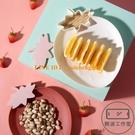 【3個裝】北歐水果盤家用甜品客廳現代創意瓜子幹果茶幾果盆零食糖果盤【輕派工作室】