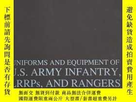 二手書博民逛書店Uniforms罕見and equipment of u.s.