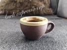 【沐湛咖啡】陶作坊 Aurli 厚濃縮杯 老岩泥岩礦咖啡杯 台灣製造 極厚濃縮杯 義式濃縮杯