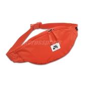 Nike 斜背包 SB Heritage Woven Hip Pack 紅 白 男女款 腰包 滑板系列 運動休閒 【ACS】 BA6445-891