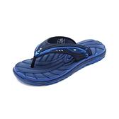 【南紡購物中心】G.P(男女共用款)中性休閒舒適夾腳拖鞋-寶藍(另有紅黑、綠色)