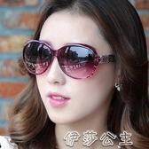 (快出)新款網紅太陽鏡圓臉女士墨鏡INS潮明星款防紫外線眼鏡大臉GM