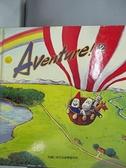 【書寶二手書T2/少年童書_DIG】Aventure!2_附光碟_Flamans Edouartd