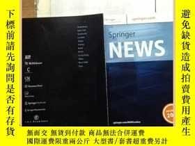 二手書博民逛書店Springer罕見NEWS 2010 12Y16354