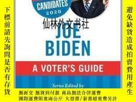 二手書博民逛書店【罕見】Meet the Candidates 2020: Joe BidenY27248 Skyhorse