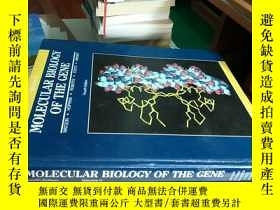 二手書博民逛書店MOLECULAR罕見BIOLOGY OF THE GENE(V