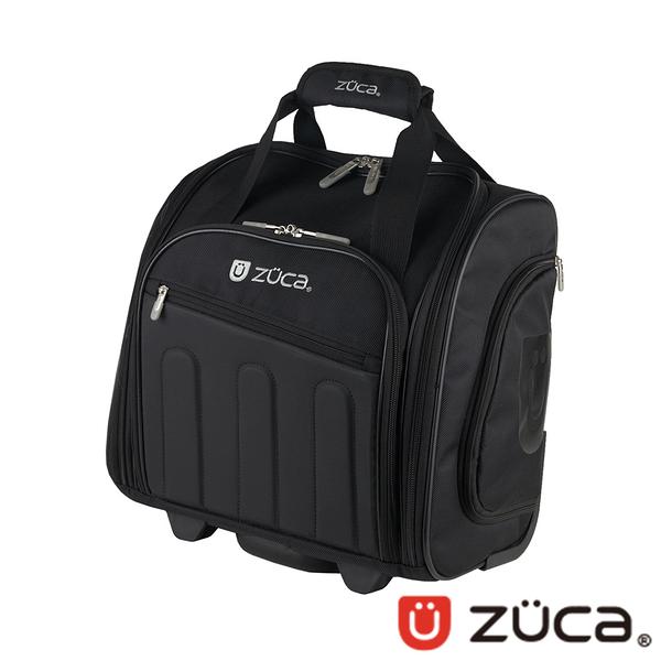 ZUCA Skipper 商務行李箱 登機箱 ZSK-656 (輕巧 /收納/拉桿/筆電包)/黑