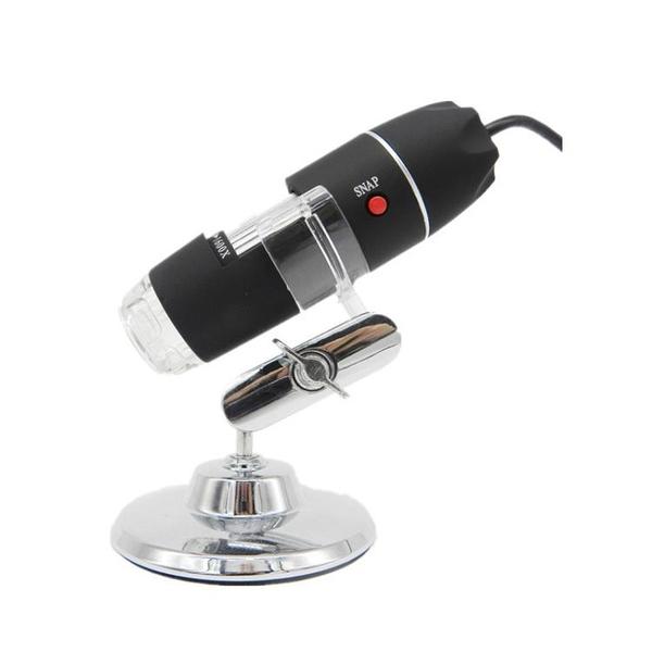 500x 1000x 1600x USB電子顯微鏡 二合一介面數碼放大鏡 檢測工具